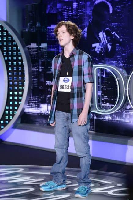 Charlie Askew American Idol
