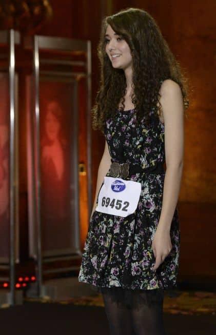 Juliana Chahayed American Idol