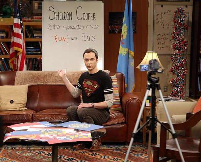 THE BIG BANG THEORY Season 6 Episode 17 The Monster Isolation