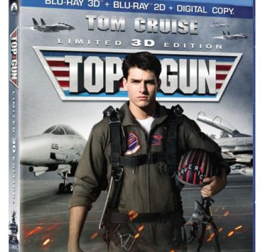 Top Gun 3D Bluray