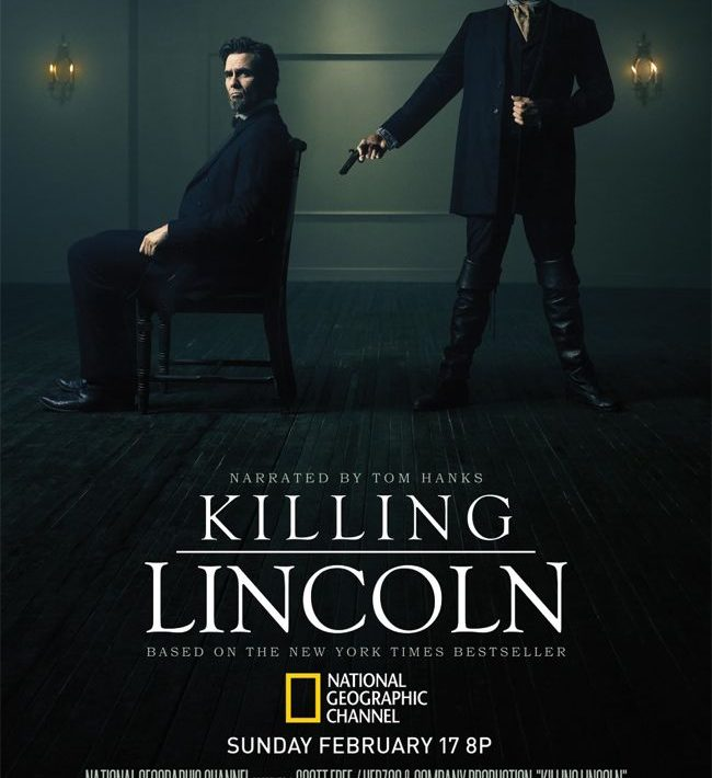 Killing Lincoln Poster NatGeo