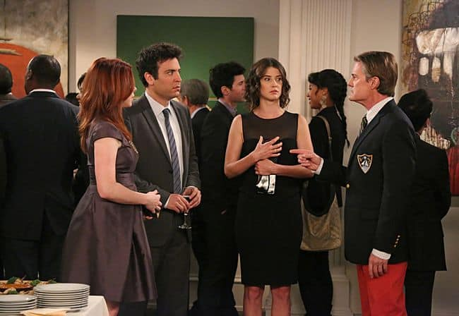 HOW I MET YOUR MOTHER Season 8 Episode 17 The Ashtray