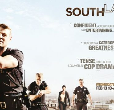 Southland Season 5 Poster TNT