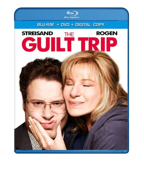 The Guilt Trip DVD Bluray