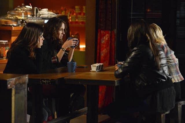 PRETTY LITTLE LIARS Season 3 Episode 20 Hot Water