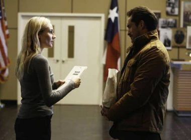 The Bridge Diane Kruger FX