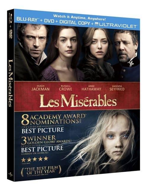 Les Miserables Bluray