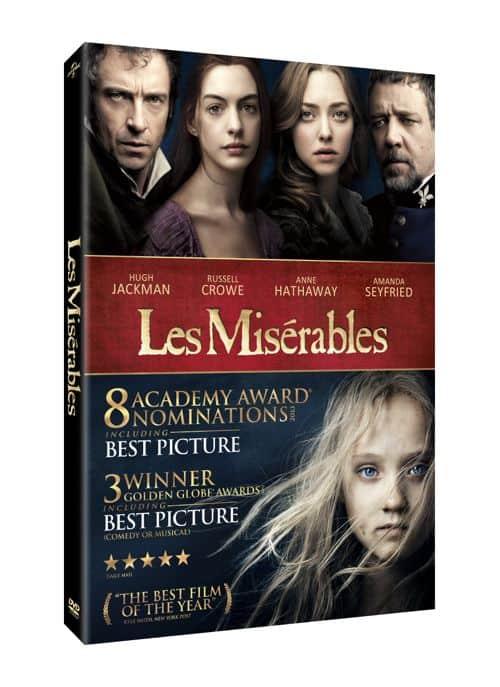 Les Miserables DVD