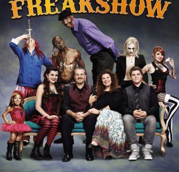 Freakshow Season 1 Poster AMC