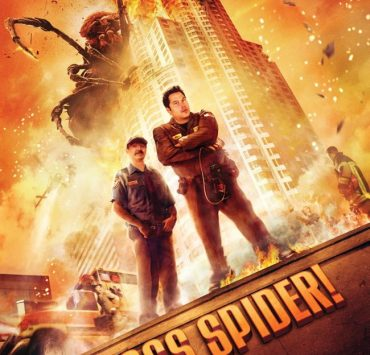 Big Ass Spider Movie Poster