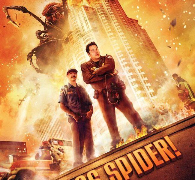 Big Ass Spider Movie Poster