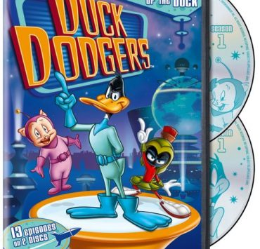 Duck Dodgers Dark Side of The Duck DVD