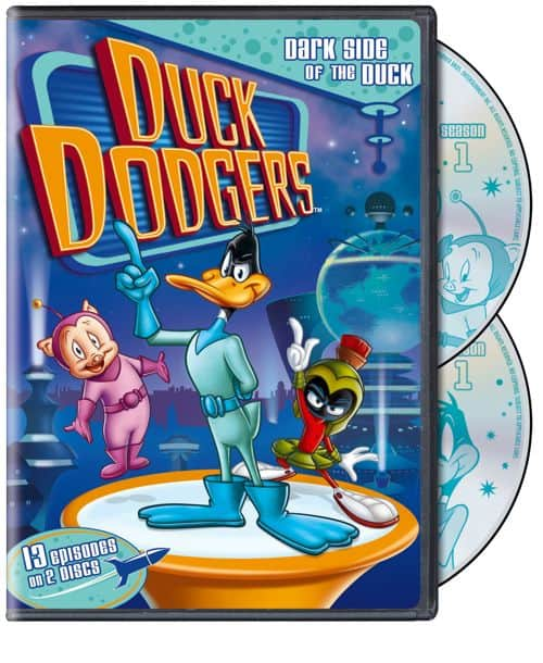 Duck Dodgers Dark Side of The Duck DVD