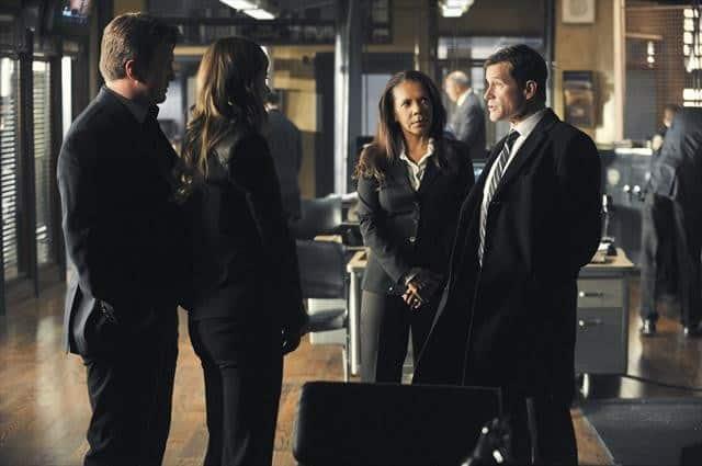 CASTLE Season 5 Episode 15 Target 3