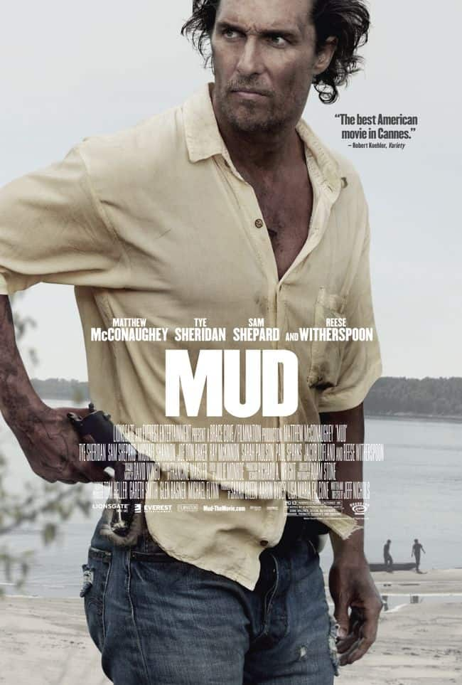 Mud Movie Poster Matthew McConnaughey