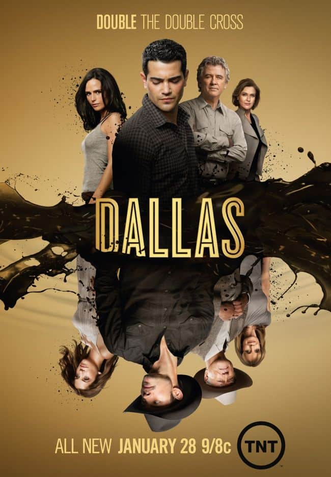 Dallas Season 2 Poster TNT