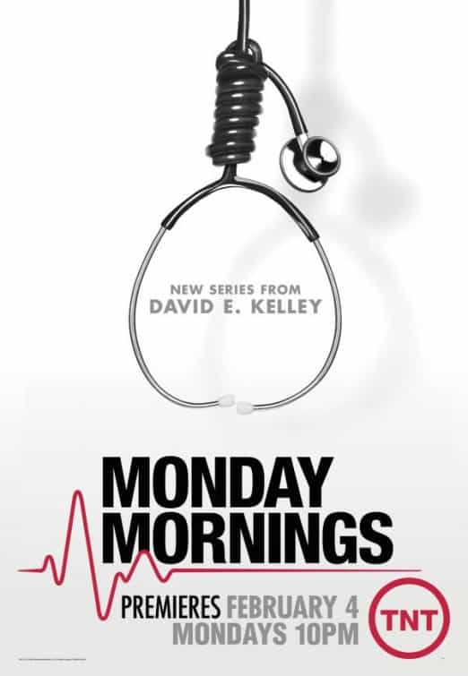 MONDAY MORNINGS Season 1 Poster