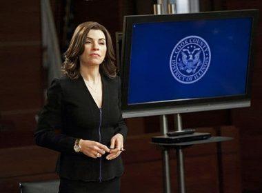 THE GOOD WIFE Season 4 Episode 14 Red Team/Blue Team