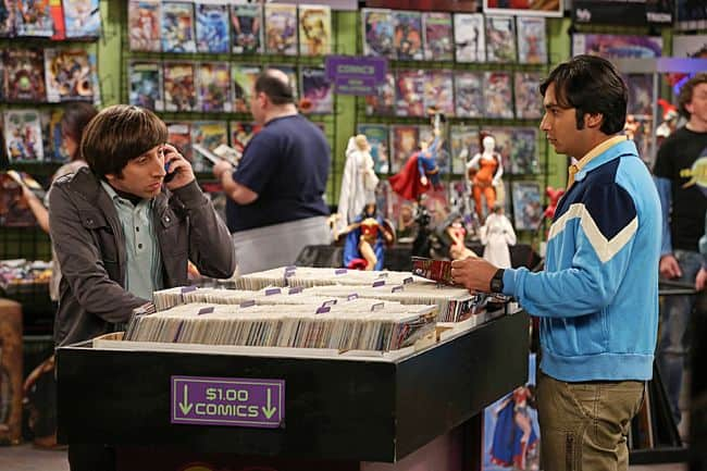 THE BIG BANG THEORY Season 6 Episode 16 The Tangible Affection Proof