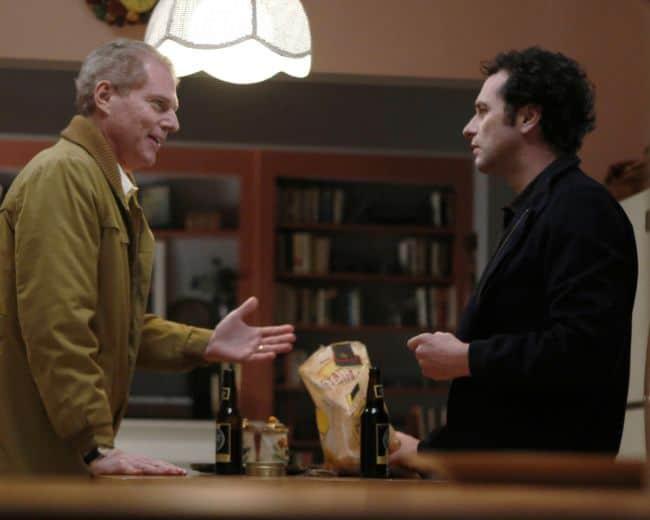Noah Emmerich as FBI Agent Stan Beeman, Matthew Rhys as Philip Jennings