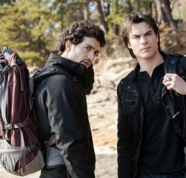 THE VAMPIRE DIARIES Season 4 Episode 13 Into the Wild