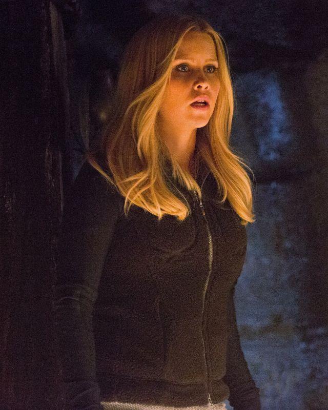 Claire Holt as Rebekah The Vampire Diaries