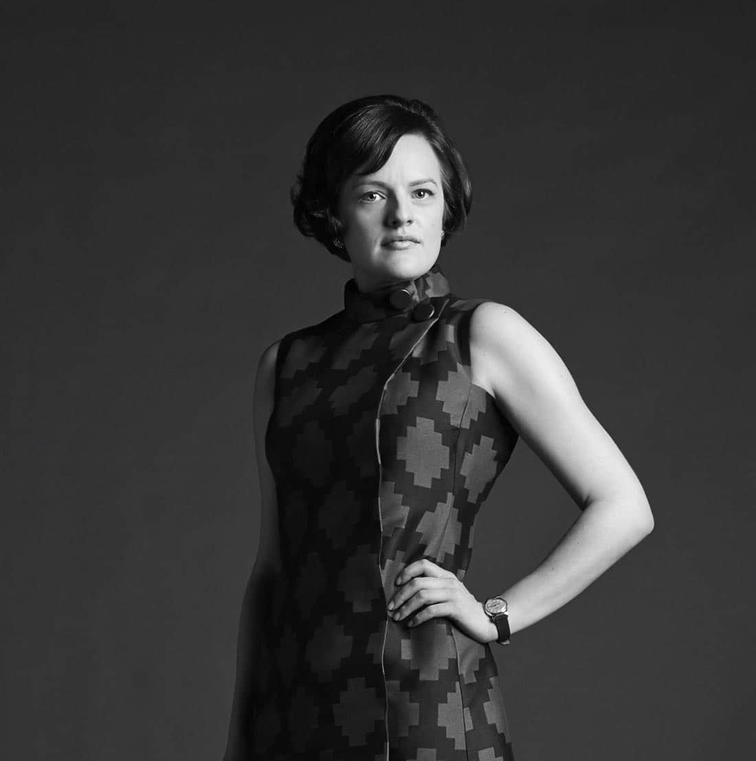 Peggy Olson (Elisabeth Moss) - Mad Men_Season 6, Gallery - Photo Credit: Frank Ockenfels/AMC