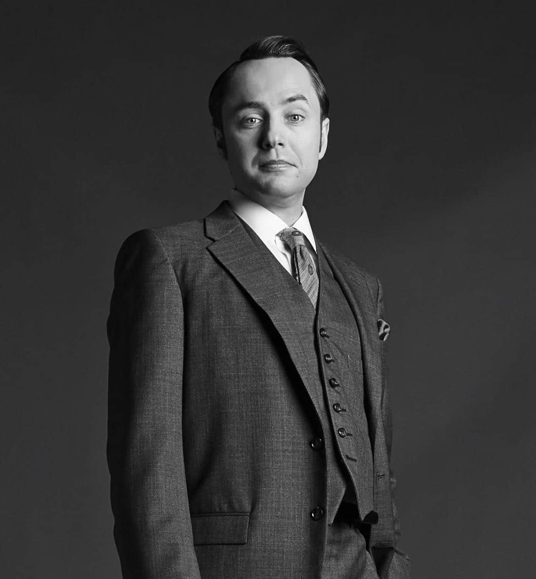 Pete Campbell (Vincent Kartheiser) - Mad Men_Season 6, Gallery - Photo Credit: Frank Ockenfels/AMC