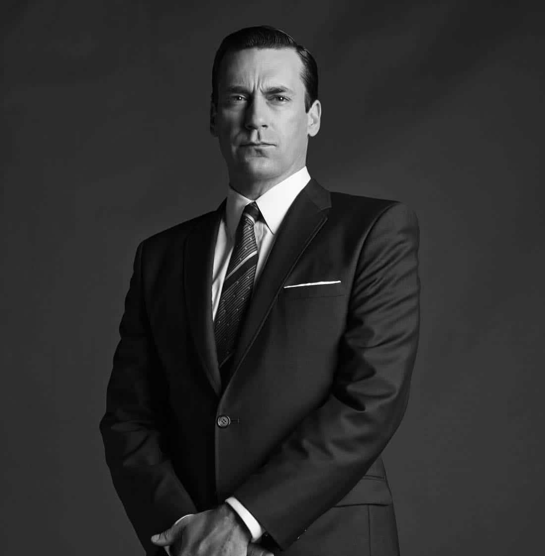 Don Draper (Jon Hamm) - Mad Men_Season 6, Gallery - Photo Credit: Frank Ockenfels/AMC
