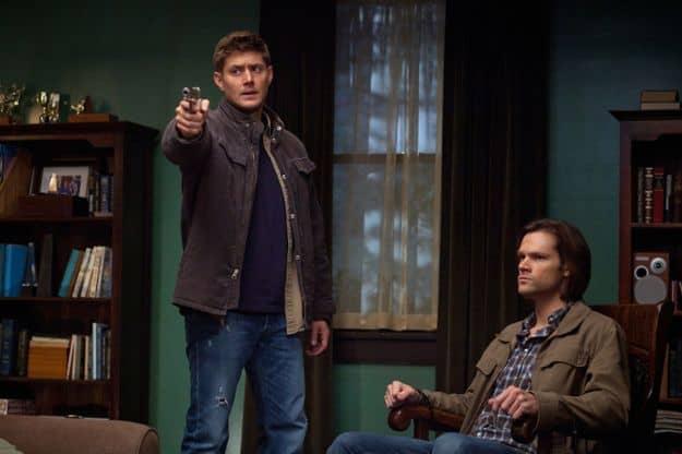 supernatural season 8 episode 18 freaks and geeks 2