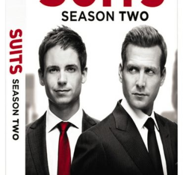 Suits Season 2 DVD