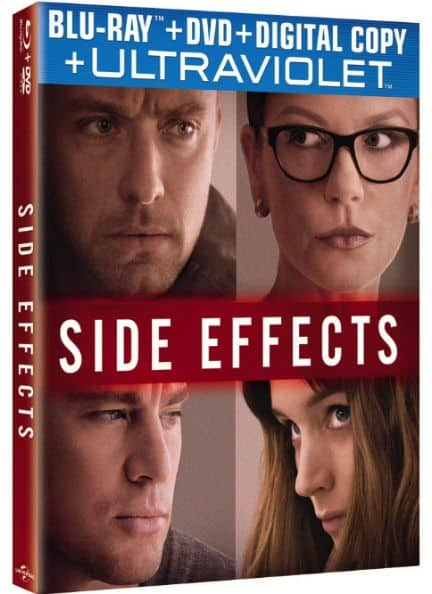 Side Effects Bluray DVD