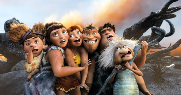 The Croods Box Office