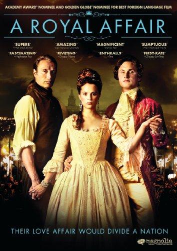 A Royal Affair DVD