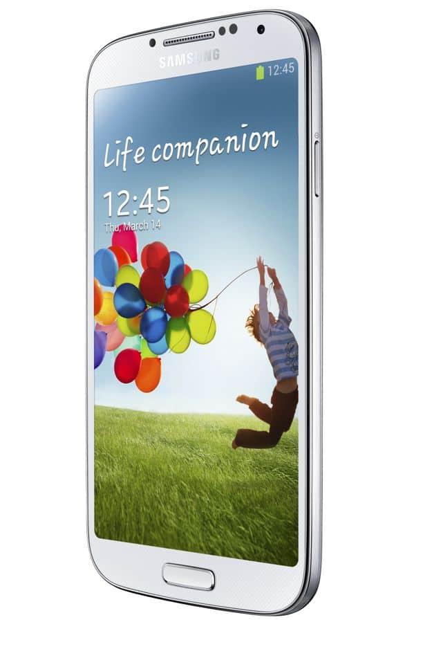 Samsung GALAXY S4 9