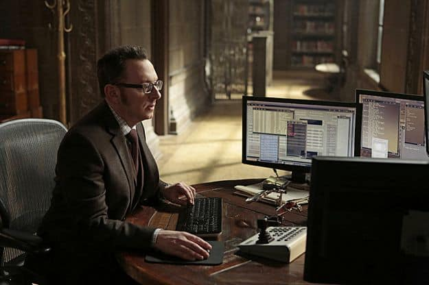 Finch (Michael Emerson)