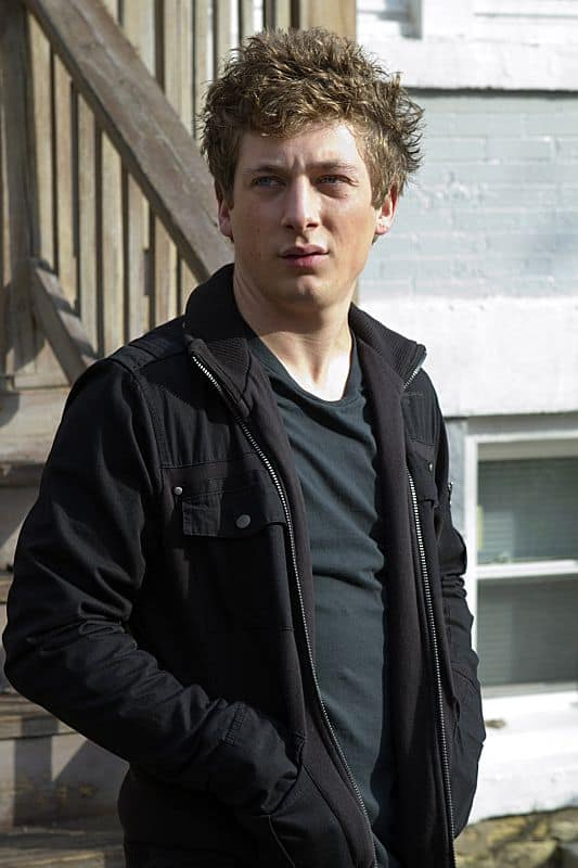 Jeremy Allen White as Lip Gallagher in Shameless