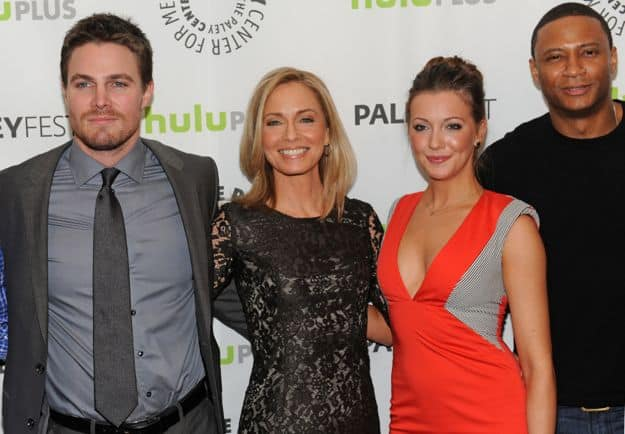 Arrow Cast PaleyFest