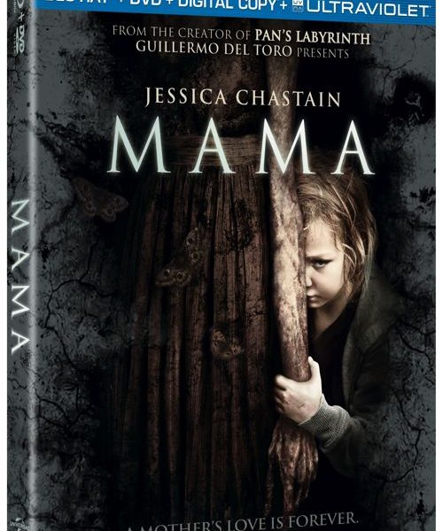 Mama Bluray DVD