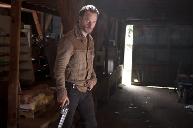 Rick Grimes (Andrew Lincoln) - The Walking Dead - Season 3, Episode 13