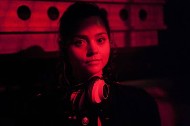 Doctor Who, Season 7.2, Episode 3, Clara (Jenna-Louise Coleman)