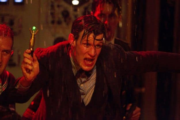 Doctor Who, Season 7.2, Episode 3, The Doctor (Matt Smith)