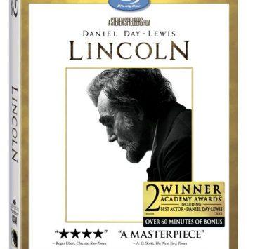 Lincoln Bluray DVD