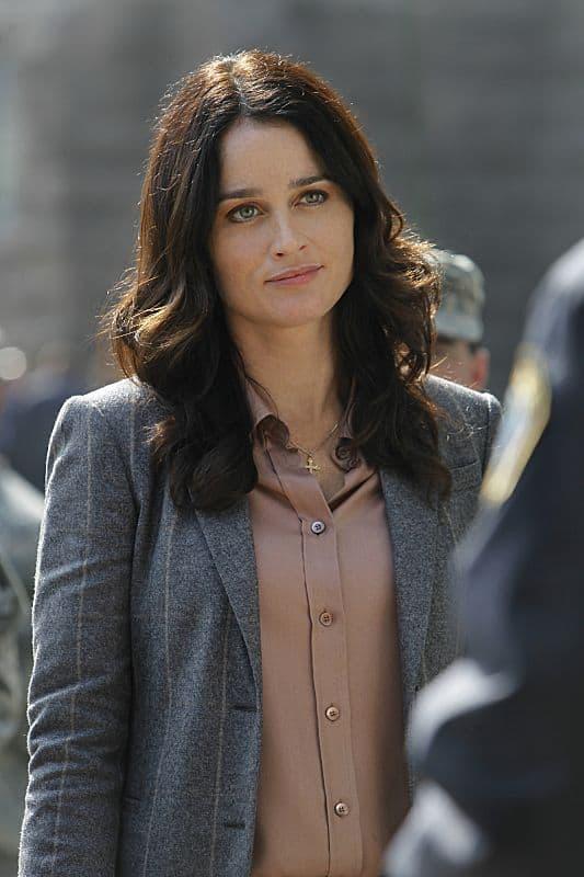 Robin Tunney (Teresa Lisbon)