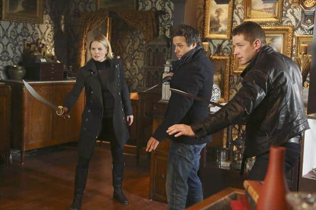 JENNIFER MORRISON, MICHAEL RAYMOND-JAMES, JOSH DALLAS