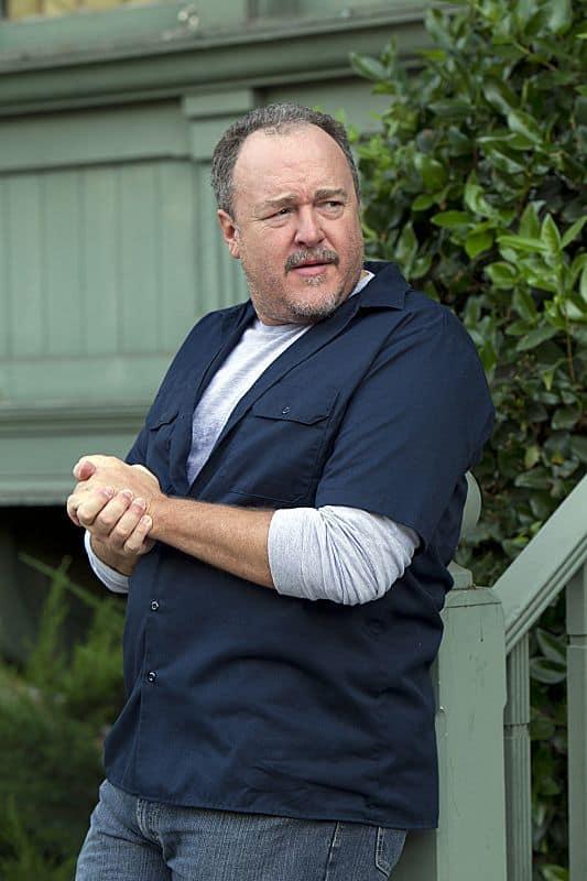 Brent Sexton as Cousin Patrick in Shameless (Season 3, episode 8)
