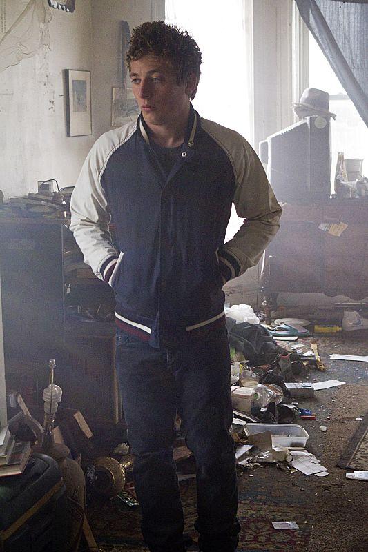 Jeremy Allen White as Lip Gallagher in Shameless (Season 3, episode 8)