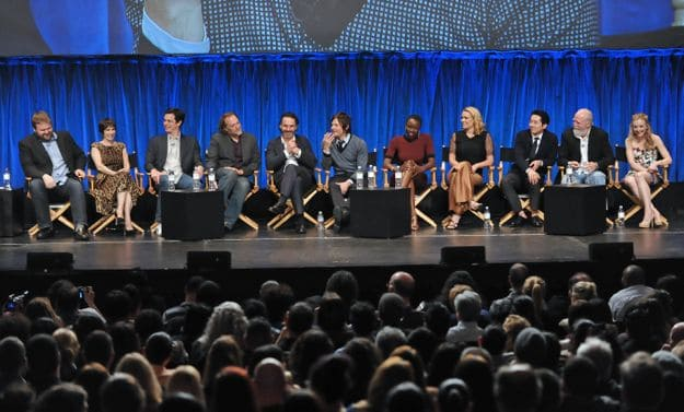 THE WALKING DEAD PaleyFest 2013