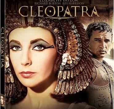 Cleopatra Bluray