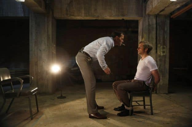 Robert Bogue as Cal, Matthew Rhys as Philip Jennings